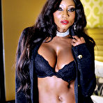 First pic of Diamond Jackson fills all of her holes with his huge dick
