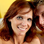 Fourth pic of SexPreviews - Syren de Mer is ass fucked and cummed on by her adopted son