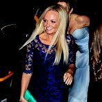 Second pic of Spice Girls in night dresses paparazzi shots