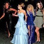 Fourth pic of Spice Girls in night dresses paparazzi shots