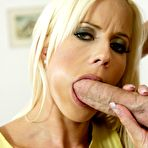 Second pic of Cindy Dollar - Cindy Dollar takes her clothes off and takes a cock into her throat, ass and slit.