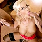 Third pic of Cindy Dollar - Cindy Dollar adores shocking and exciting and getting her slit fucked on a table.