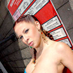 First pic of Gianna Michaels - Gianna Michaels takes all of her clothes and teases us with her massive big jugs
