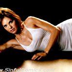 First pic of ::: Hilary Swank - celebrity sex toons @ Sinful Comics dot com :::