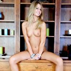 Second pic of Young girl famous for her non-nude and topless shoots gets all naked - XBabe