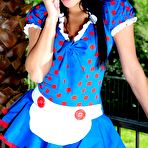 First pic of Cierra Spice taking off Snow White outfit and looking the hottest ever - XBabe