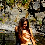 Second pic of PinkFineArt | Alexia hairy water goddes from Hippie Goddess