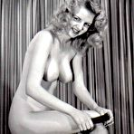 Second pic of PinkFineArt | Classic 50s Busty Girls from Vintage Classic Porn