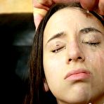 Fourth pic of Facial Abuse Missy aka Belle Knox | Belle Knox - Duke College Porn Star