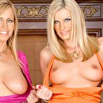 Second pic of Nicole Moore & Darryl Hanah in Milf Next Door video - Moms On A Mission | Reality Kings
