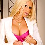 First pic of Gina Lynn in Always On Top video - Big Tits Boss | Reality Kings