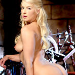 Third pic of Anikka Albrite Bare-Assed Blonde Becomes Porn's Sleeping Beauty