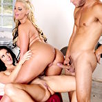 Fourth pic of Threesome Fuck With Jayden Jaymes And Phoenix Mari.. photos (Phoenix Marie) / MILF Fox