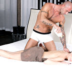 First pic of Nataly Von Tight Vixen Receives Hardcore Massage