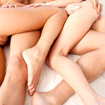 Fourth pic of Threesome Lust