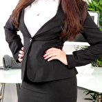 First pic of Charlotte Springer Office Babe