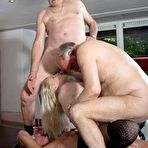 Third pic of Lola Taylor has a Gangbang with seven old Guys 1 of 1