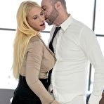 Second pic of Kyra Hot Office Sex