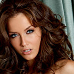 Fourth pic of Malena Morgan Vexing Glamour Girl in Naughty See-Through Panties
