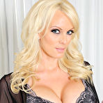 First pic of Stormy Daniels Voluptuous Nympho Irresistible in Black Lingerie