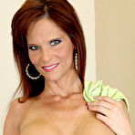 Second pic of Syren De Mer Saucy Redheaded MILF Rocks Busty Bod