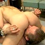 Fourth pic of BrutalBallBusting.com - Kora Peters' Cleaning Boy