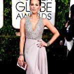 First pic of Kate Beckinsale showing huge cleavage at the Golden Globe Awards and The Weinstein Company & Netflix's GG After Party in Beverly Hills