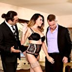 First pic of Danica Dillon - Seduced By The Bosses Wife #03