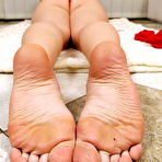 Fourth pic of CZECH FEET - Foot fetish wosrhip dirty smelly feet sniffing nylons shoes
