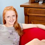 First pic of Redhead Alexia shows off her bush » We Are Hairy « Free Pussy Pictures @ Only Pussies