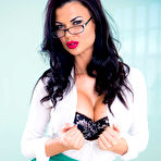 First pic of Jasmine Jae, Leigh Darby, Rebecca Moore and Tia Layne in Office 4-Play VIII: UK Edition