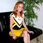 First pic of Nude Cheerleader Alyssa Hart - Trueamateurmodels.com