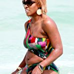 First pic of Serena Williams caught in bikini on the beach paparazzi shots