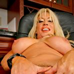 Second pic of Jenna Lynn in Yearly Evaluation video - Big Tits Boss | Reality Kings