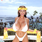 First pic of Mega Tits Minka - Island Goddess - Minka (30 Photos)