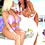 First pic of Mega Tits Minka - SaRenna Gets It On With Minka - Minka (60 Photos)