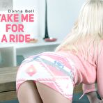 Third pic of Babes network episode Take Me For A Ride with Donna Bell