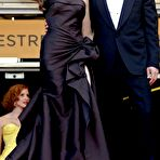 First pic of Angelina Jolie at 2011 Cannes Film Festival redcarpet