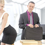 First pic of Busty blonde secretary Lynna Nilsson fucked by her boss at PinkWorld Blog
