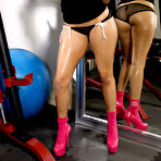 First pic of Preeti And Priya In The Gym Nude / Hotty Stop