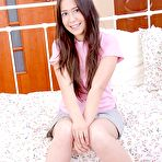 First pic of Cute teen Isida gets her asshole stretched open at PinkWorld Blog