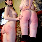 Fourth pic of Perfect Spanking:  - Art Canvas Caning
