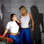 First pic of Zoey Monroe, Morgan Lee - Prison Lesbians #03