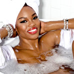 First pic of Eugena Washington Playboy Playmate for December 2015