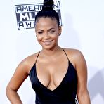Third pic of Christina Milian deep sexy cleavage at 43rd American Music Awards