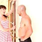 First pic of Cute Dana DeArmond has a new neighbor who loves to have oral sex with her.