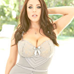 First pic of Angela White Grey Lace Lingerie - FoxHQ