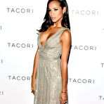 Second pic of Dania Ramirez shows cleavage at redcarpet
