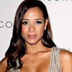 Fourth pic of Dania Ramirez shows cleavage at redcarpet