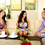 Second pic of Ava Addams and Ariella Ferrera Have A Good Mothers Day | iMILFs